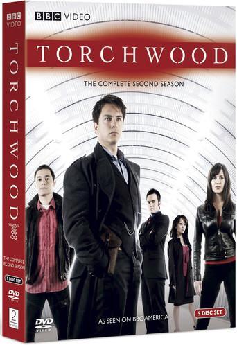 Torchwood - Season 2 (5 DVDs)