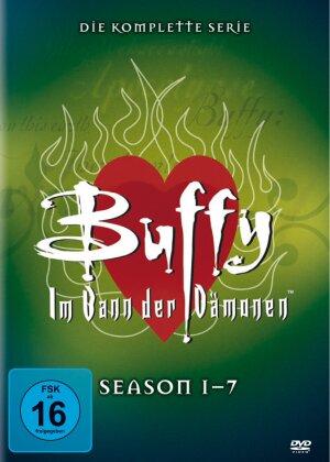 Buffy - Im Bann der Dämonen - Complete Box (Staffeln 1-7) (39 DVDs)