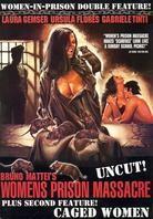 Women's Prison Massacre Uncut! (Uncut, 2 DVDs)