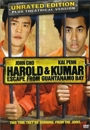 Harold & Kumar Escape from Guantanamo Bay (2008) (Unrated)