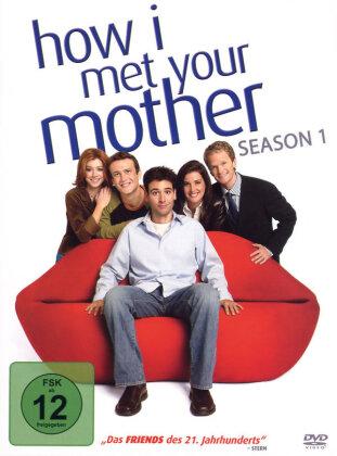 How I met your mother - Staffel 1 (3 DVDs)