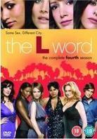 The L-Word - Season 4 (4 DVDs)