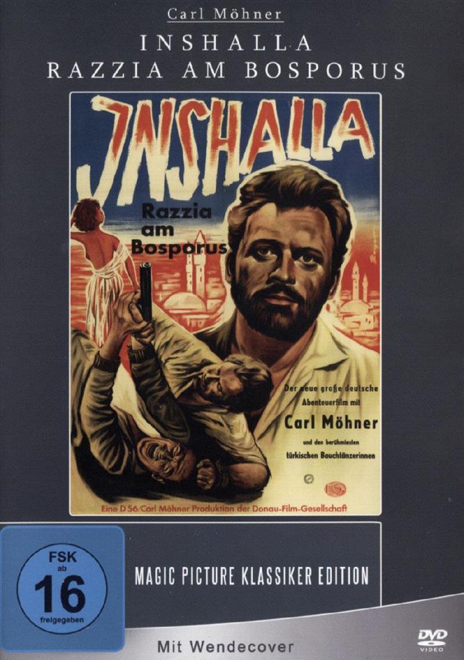 Inshalla - Razzia am Bosporus (1962) (Magic Picture Klassiker Edition)
