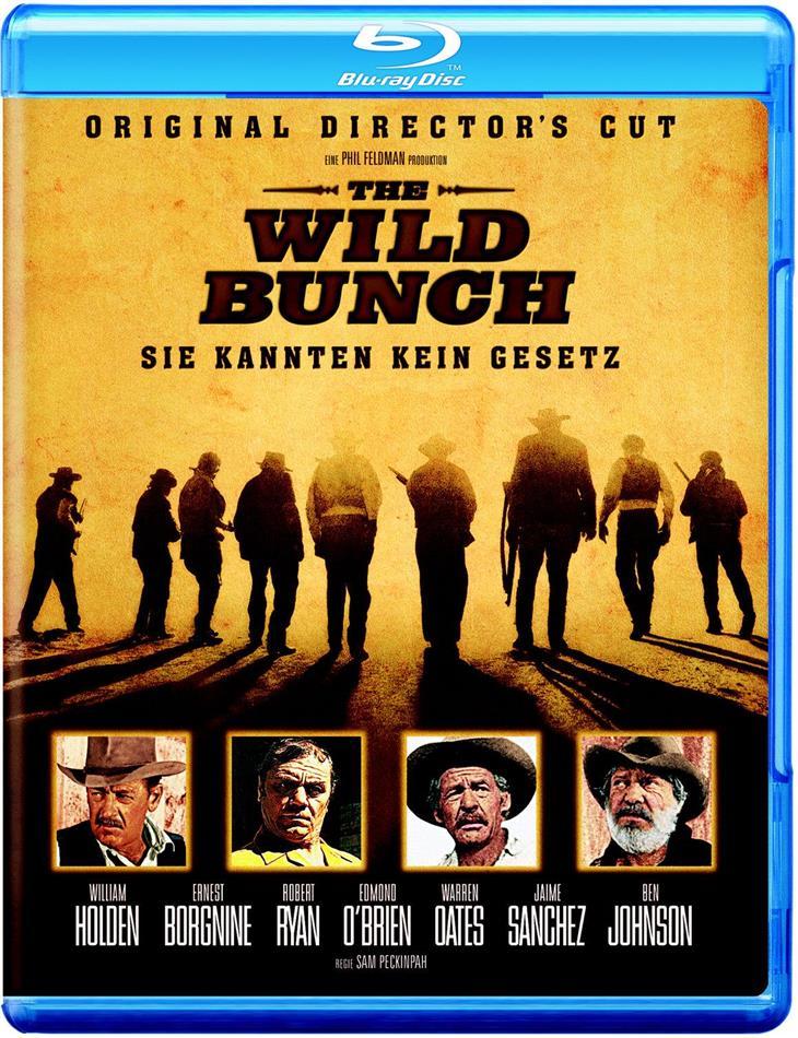 The Wild Bunch - Sie kannten kein Gesetz (1969) (Director's Cut)