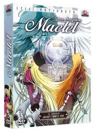 Maetel - Space symphony (Intégrale réédition)