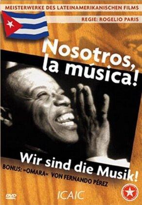 Various Artists - Nosotros, la música! - Wir sind die Musik!