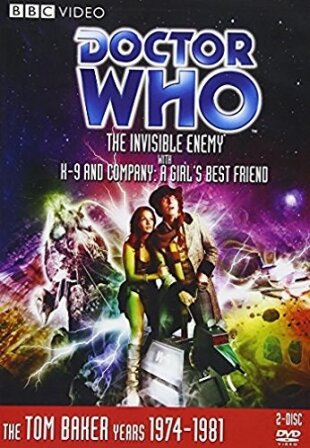Doctor Who: - The Invisible Enemy/K9 & Company (Remastered, 2 DVDs)
