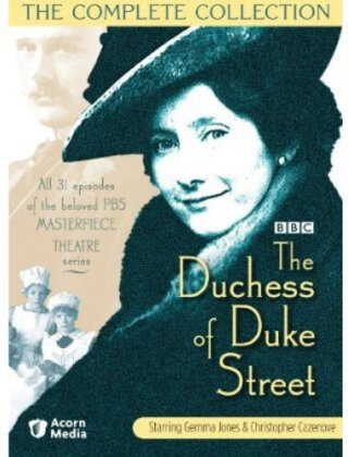 The Duchess of Duke Street - The Complete Collection (10 DVDs)