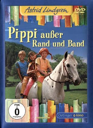 Pippi ausser Rand und Band - Astrid Lindgren (Book Edition)