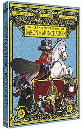 Les aventures du Baron de Munchausen (1988) (Deluxe Edition, 2 DVDs)