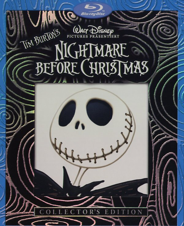 Nightmare before Christmas (1993) (Collector's Edition)