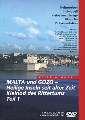 Malta und Gozo - Teil 1