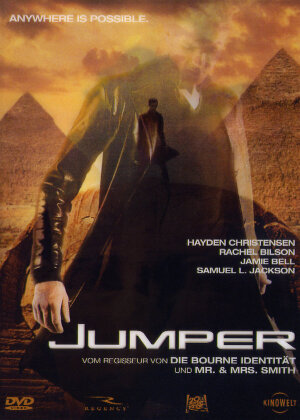 Jumper (2008) (Special Edition, 2 DVDs)