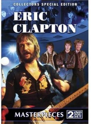 Eric Clapton - Masterpieces (Special Collector's Edition, 2 DVDs)
