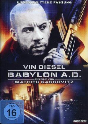 Babylon A.D. (2008) (Ungeschnittene Fassung)