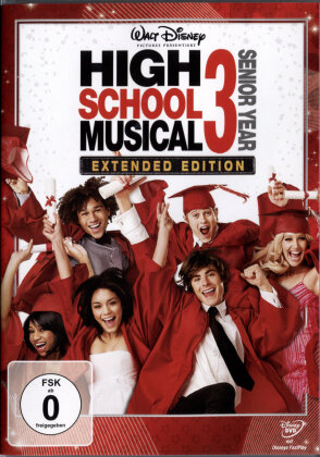 High School Musical 3 - Senior Year (2008) (Extended Edition)