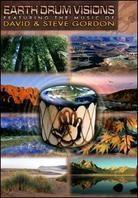 Gordon David & Steve - Earth Drum Visions (with Bonus CD)