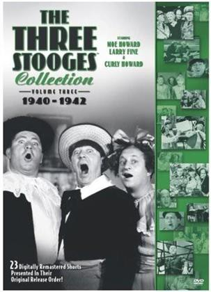 The Three Stooges Collection - Vol. 3: 1940-1942 (Remastered, 2 DVDs)