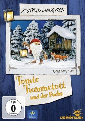 Astrid Lindgren: Tomte Tummetott und der Fuchs (Kids Universum, Oetinger Kinderkino)