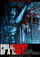 Philosophy of a Knife (2008) (Limited Edition, 2 DVDs)