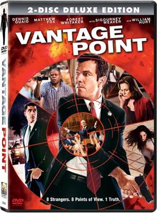 Vantage Point (2008) (Deluxe Edition, 2 DVD)