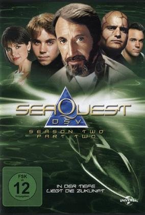 SeaQuest - Staffel 2 Teil 2 (4 DVDs)