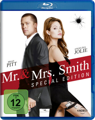 Mr. & Mrs. Smith (2005) (Special Edition)
