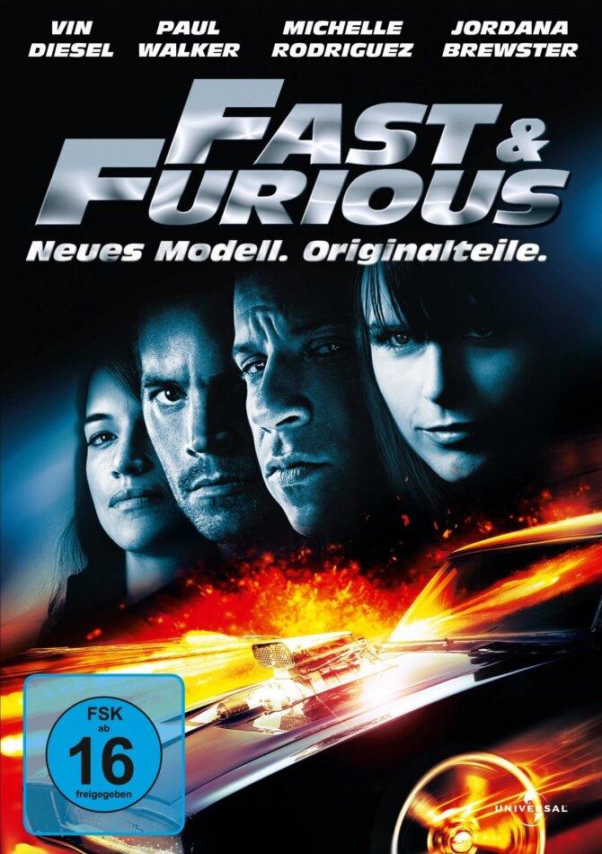 Fast & Furious 4 - Neues Modell. Originalteile. (2009)