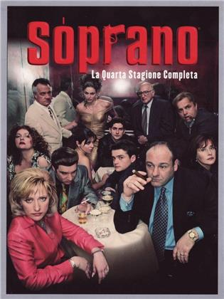 I Soprano - Stagione 4 (4 DVD)