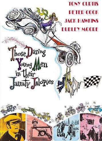 Those Daring Young Men in Their Jaunty Jalopies03.06.2008