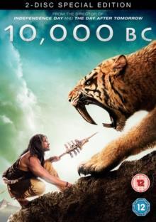 10.000 BC (2008) (Edizione Limitata, Steelbook, 2 DVD)