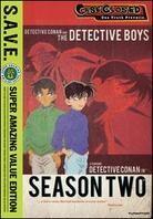 Case Closed - Season 2 (S.A.V.E. 4 DVDs)