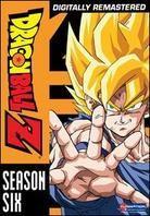 Dragonball Z - Season 6 (Uncut, 6 DVDs)