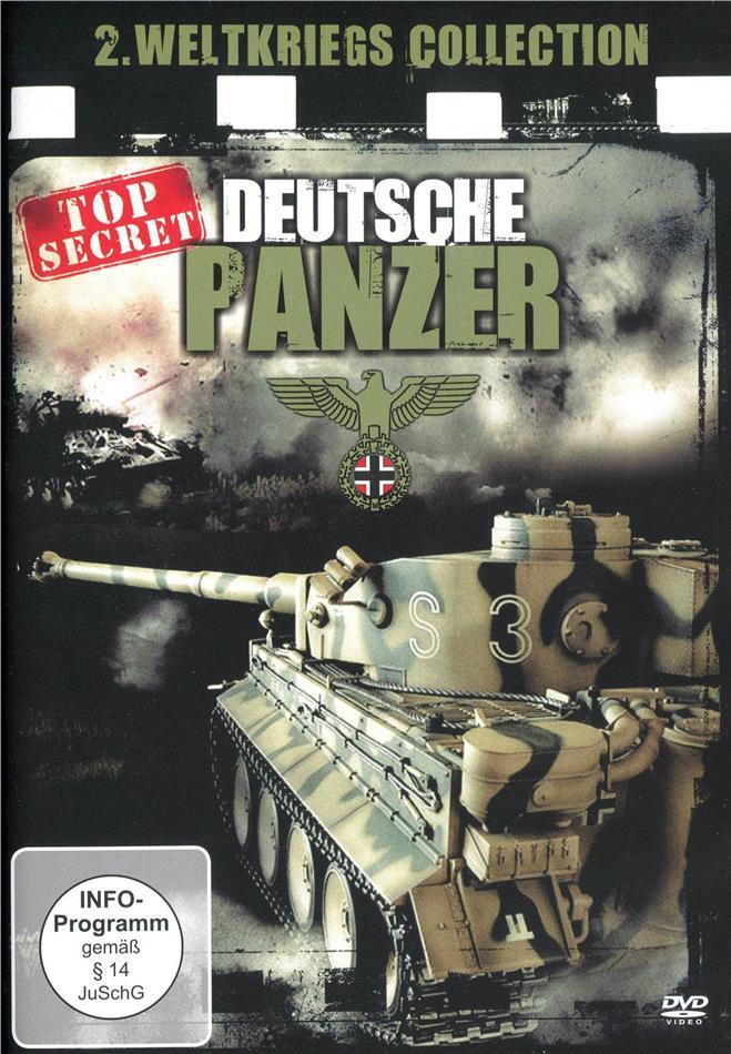 Der 2. Weltkrieg - Deutsche Panzer (Steelbook)