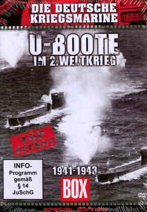 U-Boote im 2. Weltkrieg 1941-1943 (Special Edition, Steelbook)