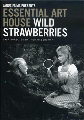 Wild Strawberries - Smultronstället (Essential Art House, b&w) (1957)