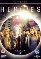Heroes - Season 2 (4 DVDs)