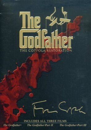 The Godfather Collection - The Coppola Restoration (5 DVDs)