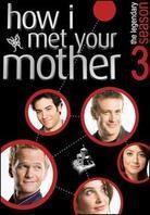 How i met your Mother - Season 3 (3 DVD)
