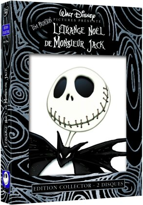 L'étrange Noël de Monsieur Jack (1993) (Collector's Edition, 2 DVD)