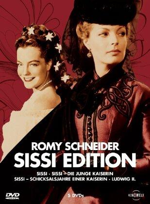 Sissi Edition (5 DVD)