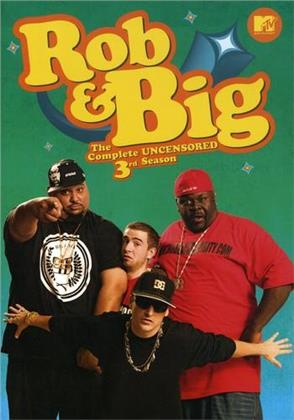 Rob & Big - Season 3 (3 DVDs)