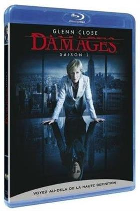 Damages - Saison 1 (4 Blu-rays)