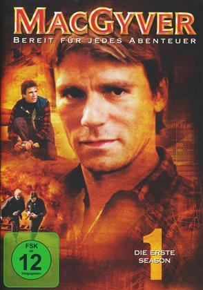 MacGyver - Staffel 1 (6 DVDs)