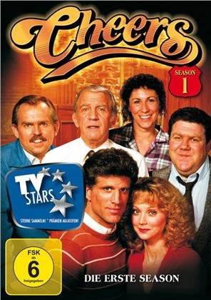 Cheers - Staffel 1 (4 DVDs)