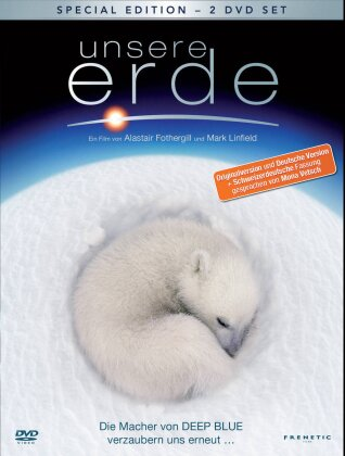 Unsere Erde - Earth (2007) (Special Edition, 2 DVDs)