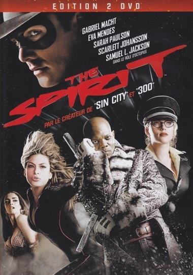 The Spirit (2008) (2 DVDs)