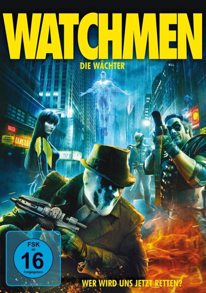 Watchmen - Die Wächter (2009)