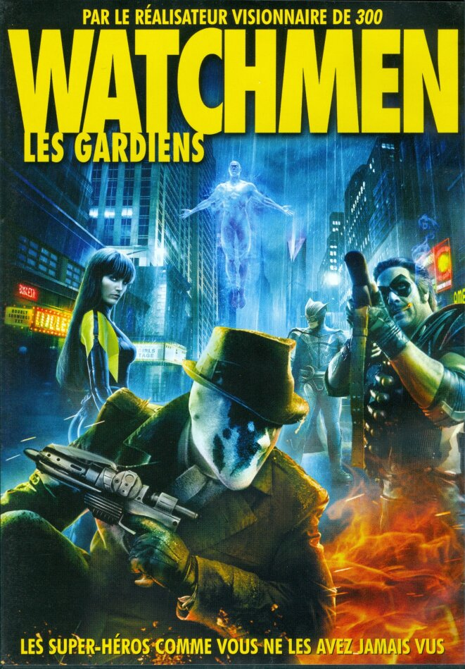 Watchmen - Les gardiens (2009)