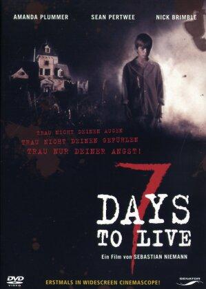 7 Days to live - Du lebst noch 7 Tage (2000) (Neuauflage)